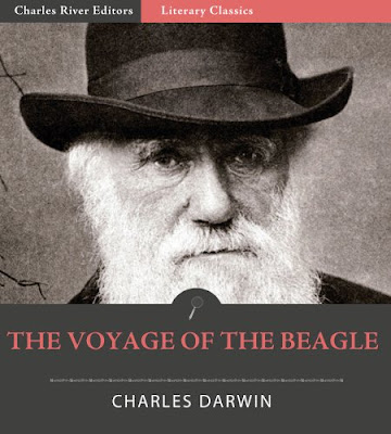 The Voyage of the Beagle (Illustrated) [Kindle Edition] by Charles Darwin