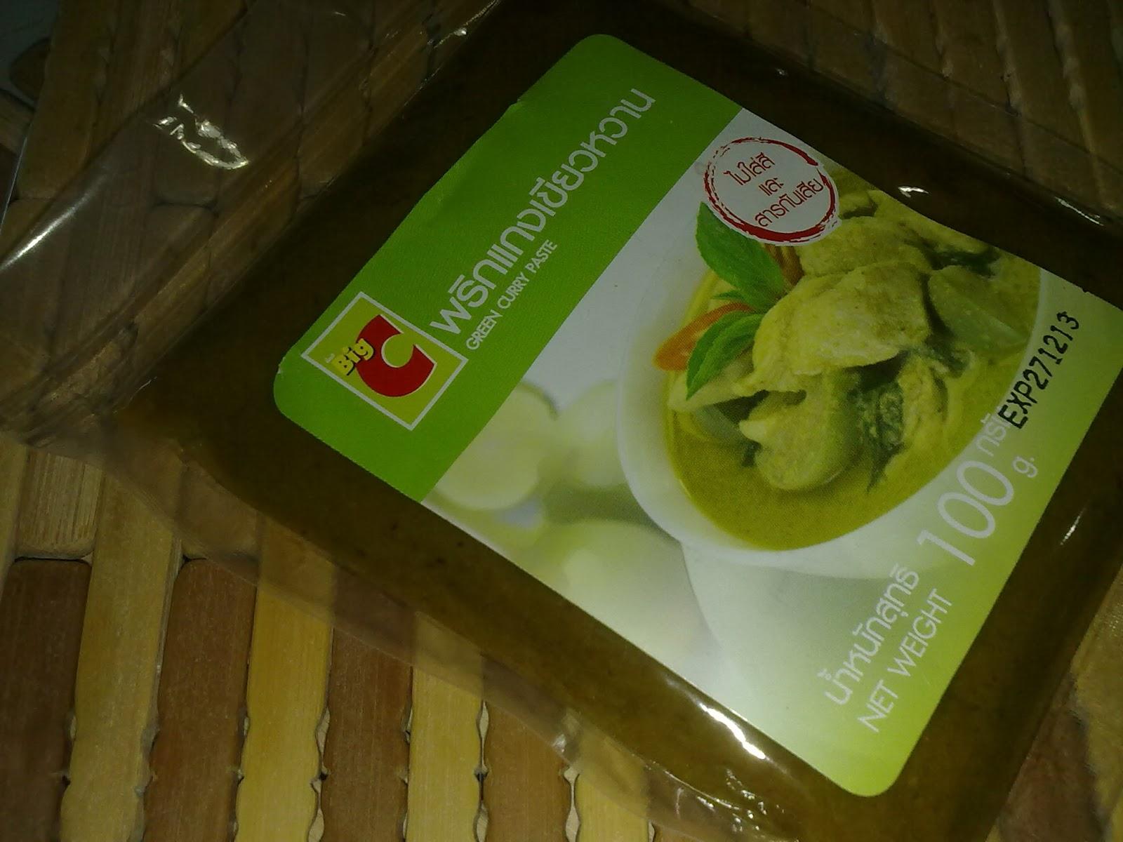 thai green curry paste thai green curry or gaeng keow wan literally ...
