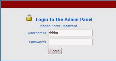 Tips and Tricks: Source Code for a HTML login form with JavaScript ...