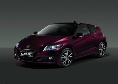 Honda CR-Z 2014, new Honda CRZ 2014