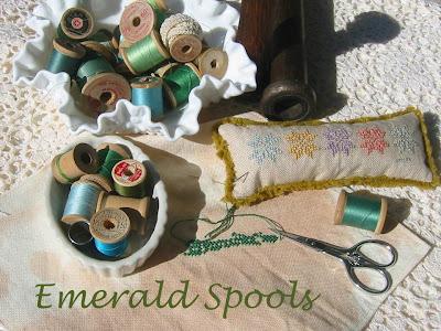 Emerald Spools