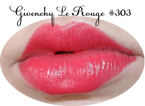 Givenchy Le Rouge #303 Corail Décolleté