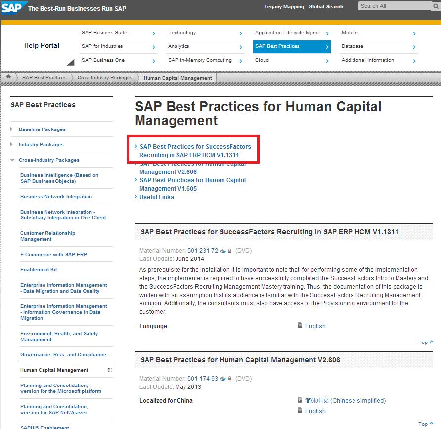journal on product design and development successfactors recruiting rh productdesignjournal blogspot com SAP Implementation Methodology Funny SAP ERP Implementation