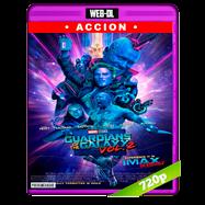 Guardianes de la galaxia Vol. 2 (2017) WEB-DL 720p Audio Dual Latino-Ingles