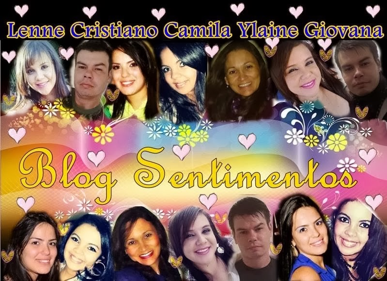Blog Sentimentos