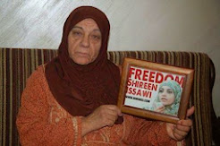 Freedom for our brave sister Shireen Issawi