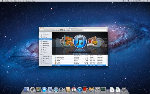 Download MAC OS X Lion (10.7) ISO image for free.
