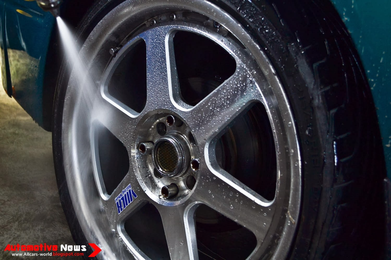 how to stop brake dust on alloy wheels
