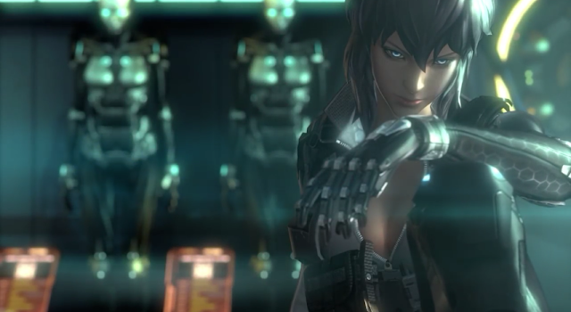 Ghost in the Shell First Assault Stand Alone Complex Online
