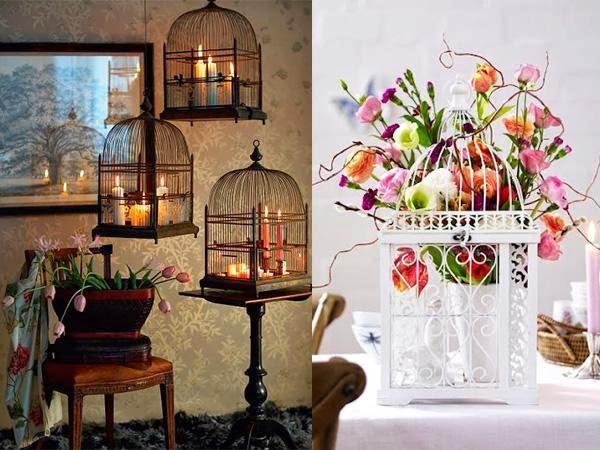 Jaulas Decoracion Venta ~ Desde Jalisco Bazar Libera tu creatividad decorando con jaulas