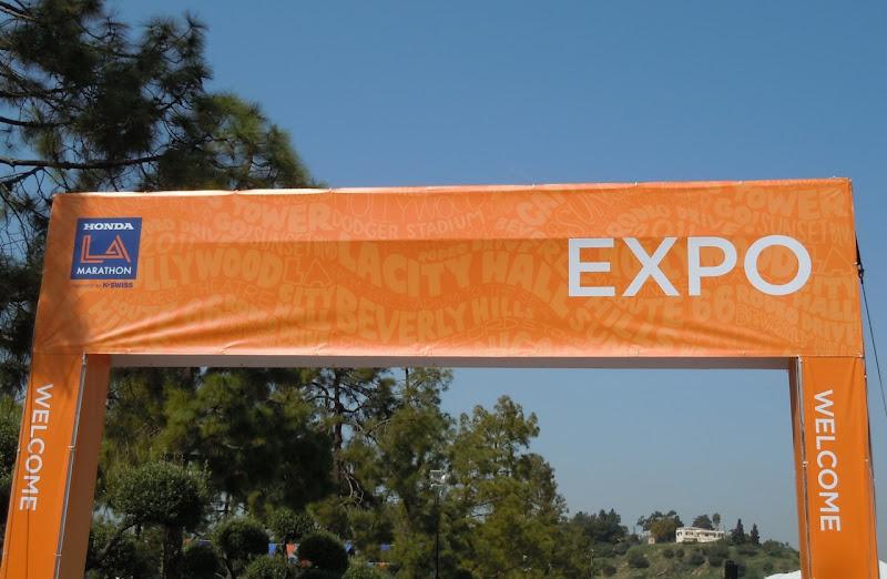 LA Marathon Expo 2011
