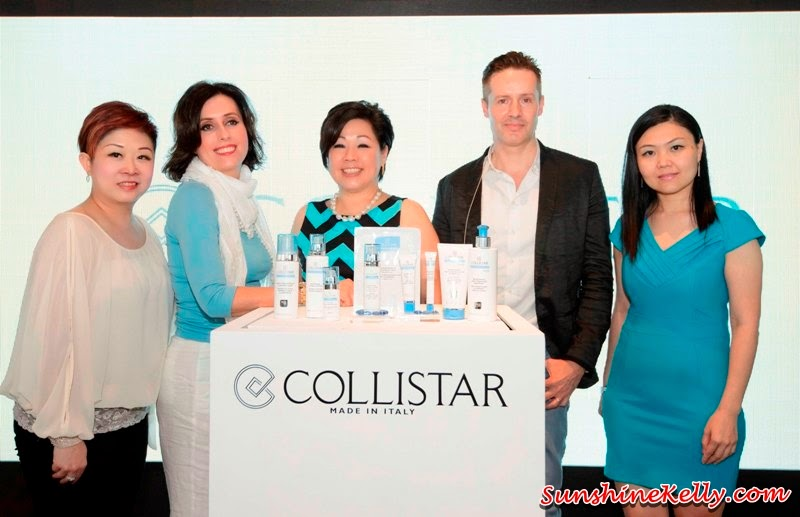 Collistar Special Essential White HP Range, Collistar whitening, Collistar, Sa Sa, whitening skincare, asian skin, special whitening, sasa collistar special essential white hp launch, Collistar Brightening Body Reshaping Treatment, Collistar Brightening Bust and Decollete Firming Gel