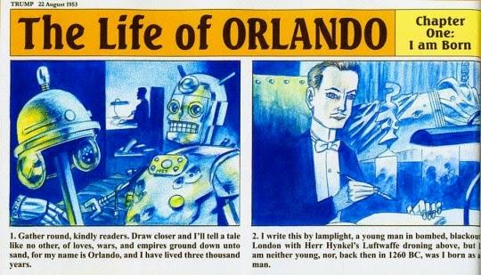 Orlando Dossier Negro