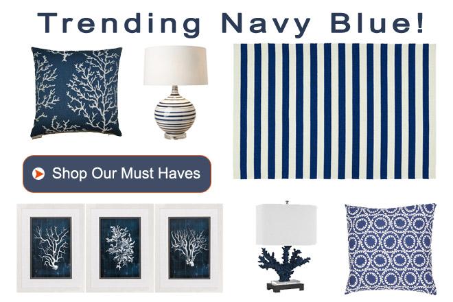 Trending - Navy Blue!