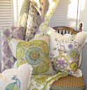 My Fabrics & Pillows