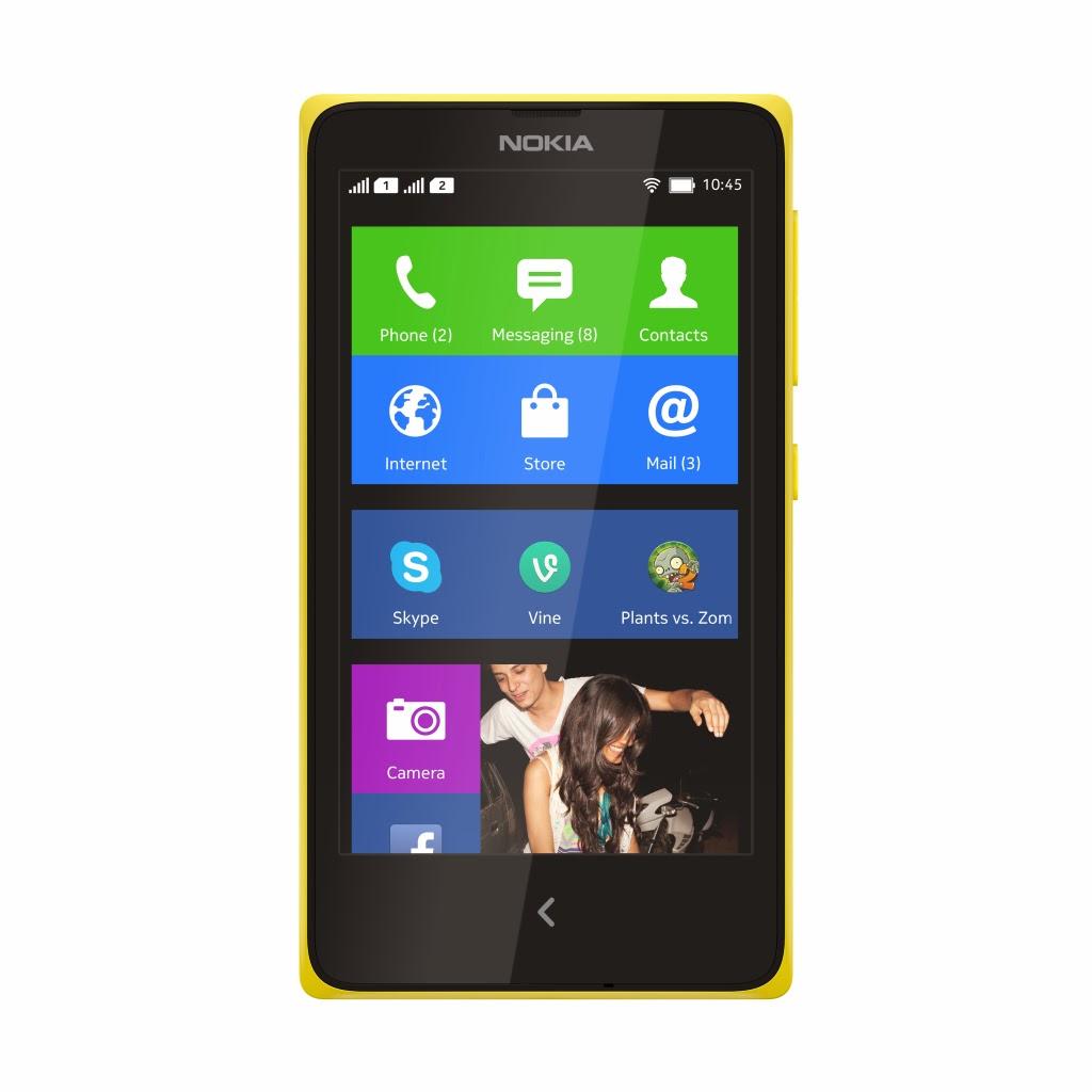 nokia android phone price 2014