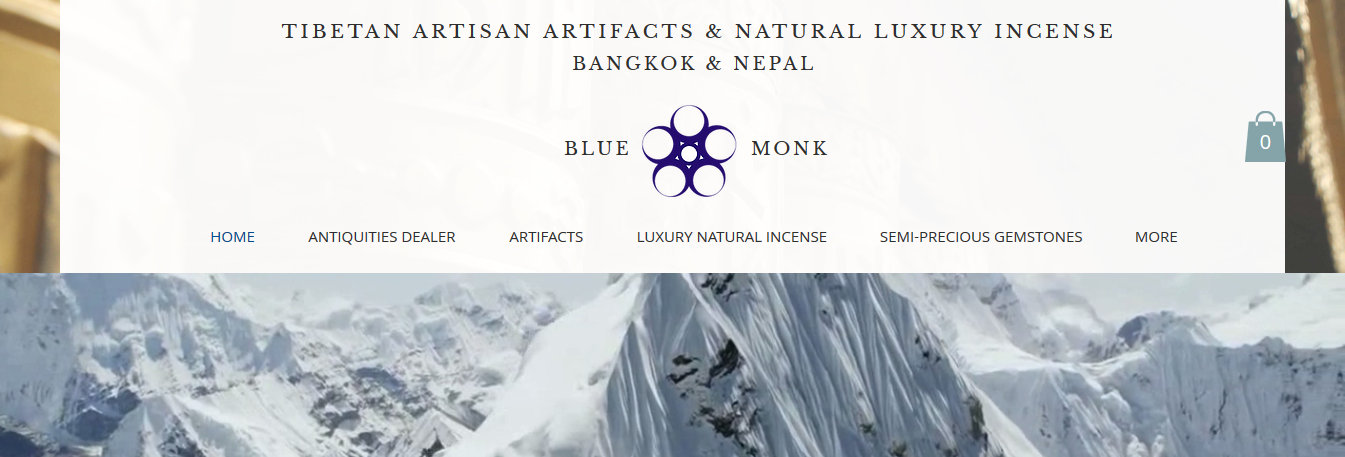 Tibetan Artisan Artifacts & Natural Luxury Incense