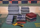 Recycle Jeans - Make a Quilt