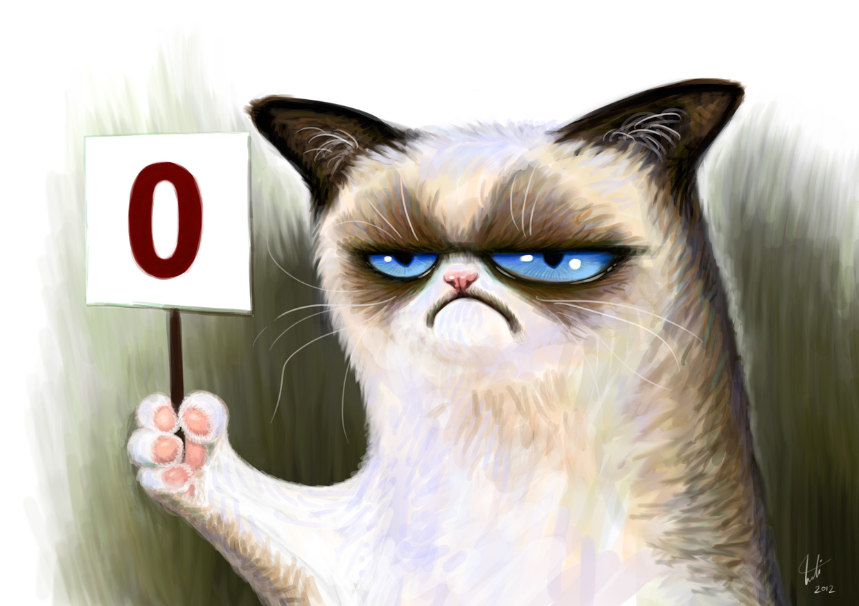 grumpy cat cartoon funny collection world