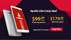 Apollo Lite Crazy deal