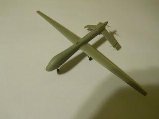 UAV Predator model