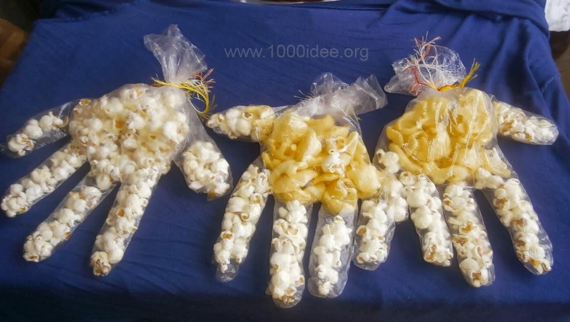 abbastanza La Festa di Halloween all'asilo: il buffet ~ 1000 IDEE OT67