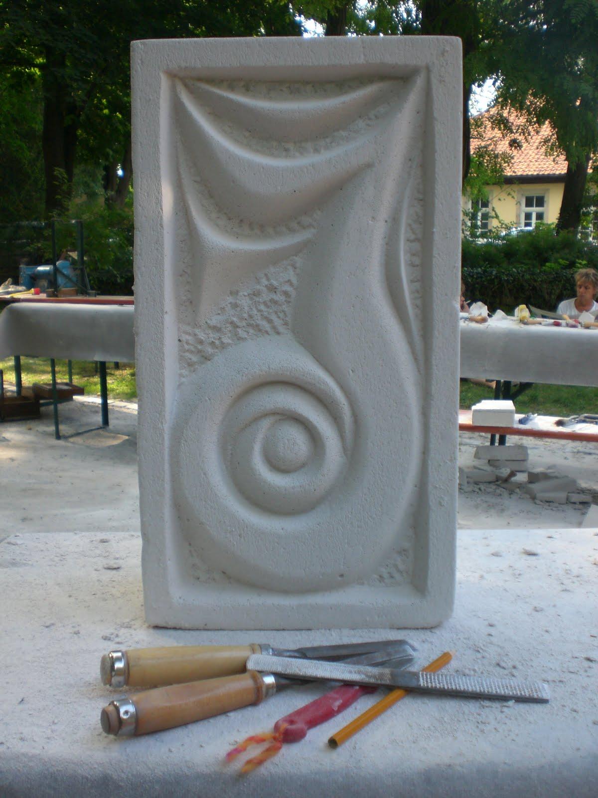 skulpturen ytong 2 ytong speckstein pinterest. Black Bedroom Furniture Sets. Home Design Ideas