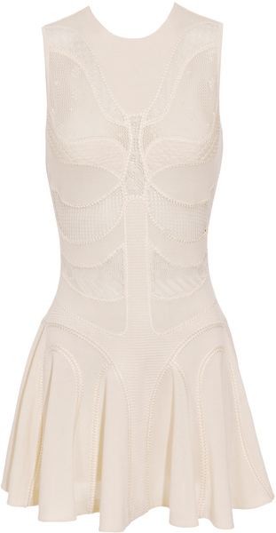 Alexander McQueen dress at Style Therapy