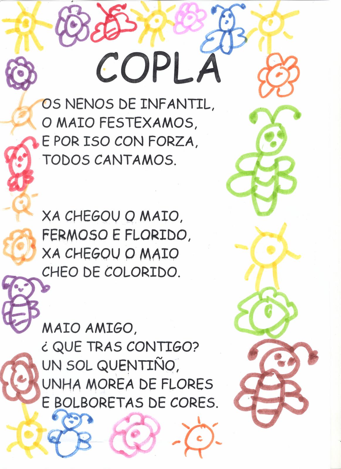 Coplas Cortas De Animales