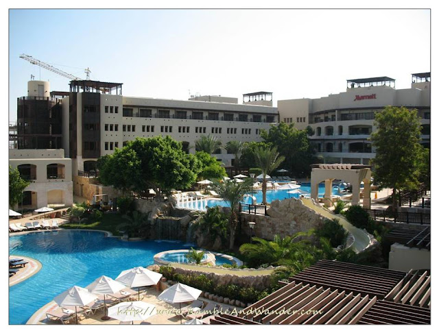 Jordan Valley Marriot Resort & Spa, Dead Sea, Jordan
