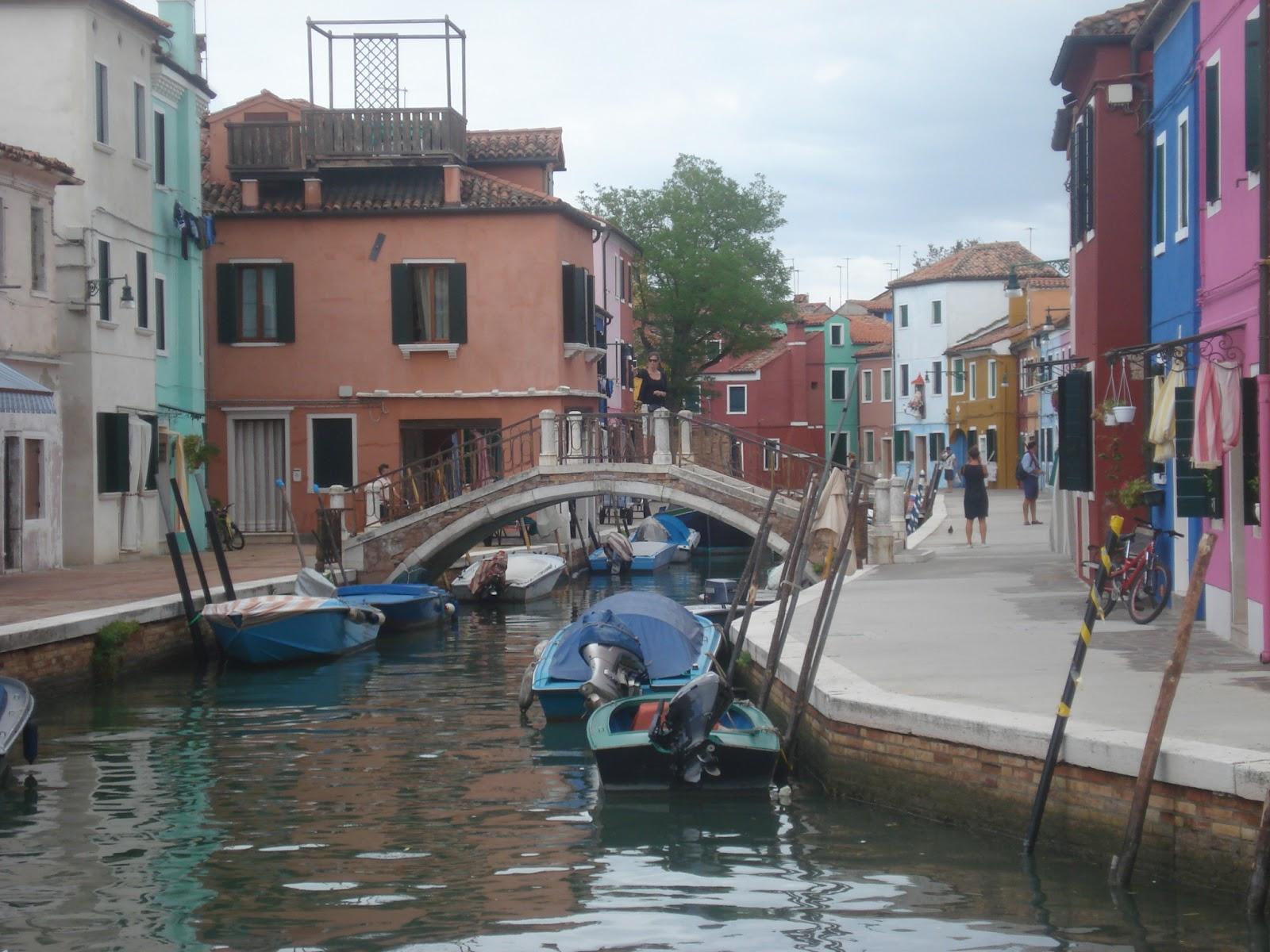 Ensayos virtuales vivencias reales burano italia for Jardines venecia