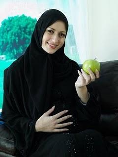 hamil muslimah