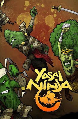 Yasai Ninja Cover