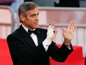 George Clooney , pitacos de lua, casamento, plástica