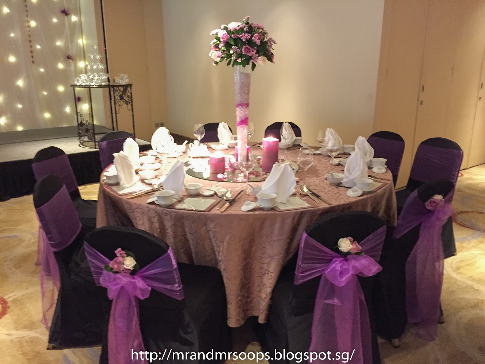 Review Now Amp Forever Wedding Showcase At M Hotel Singapore