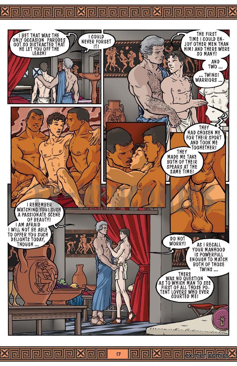 Спасибо порно комиксы древняя греция новьё гг..неплохо