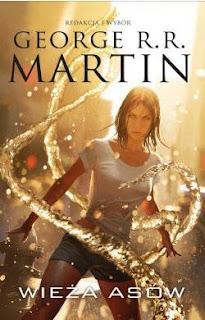 """""""Wieża Asów"""" George R. R. Martin - recenzja"""