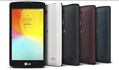 Harga Dan spesifikasi LG L Fino