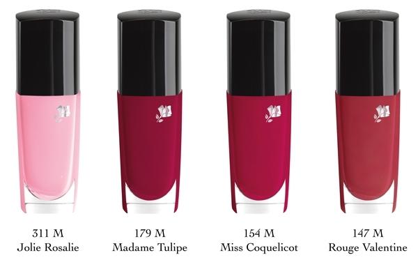Новая линейка губных помад  Rouge in Love и лаков для ногтей Vernis in Love от Lancome фото 12