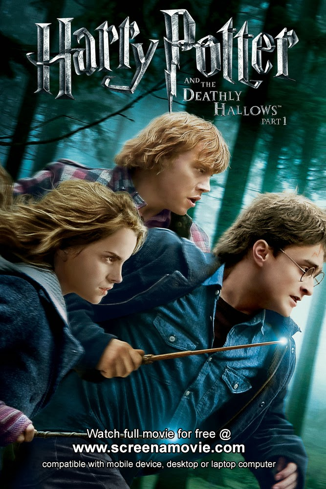 Harry Potter and the Deathly Hallows Part 1_@screenamovie