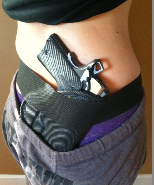 Conceal Carry Holster O Ring