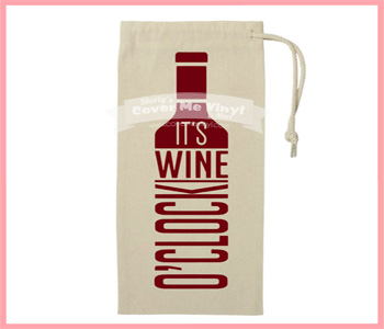 Wine Bag (It's wine o'clock)