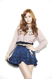 SNSD Jessica News Interview Photos