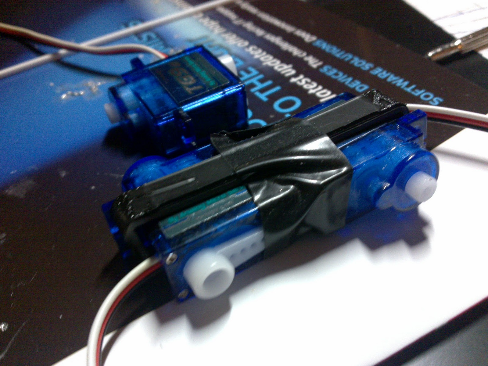 Arduino electronics and programming quot stalker