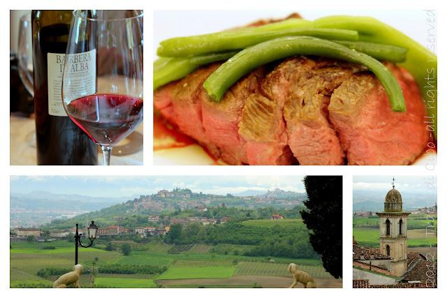 #langheroero2012, tour eno-gastronomico