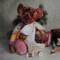 Мишки Тедди и их друзья, плюш и материалы для творчества.