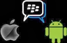 Finalmente BlackBerry Messanger (BBM) ya está disponible para Android y iOS