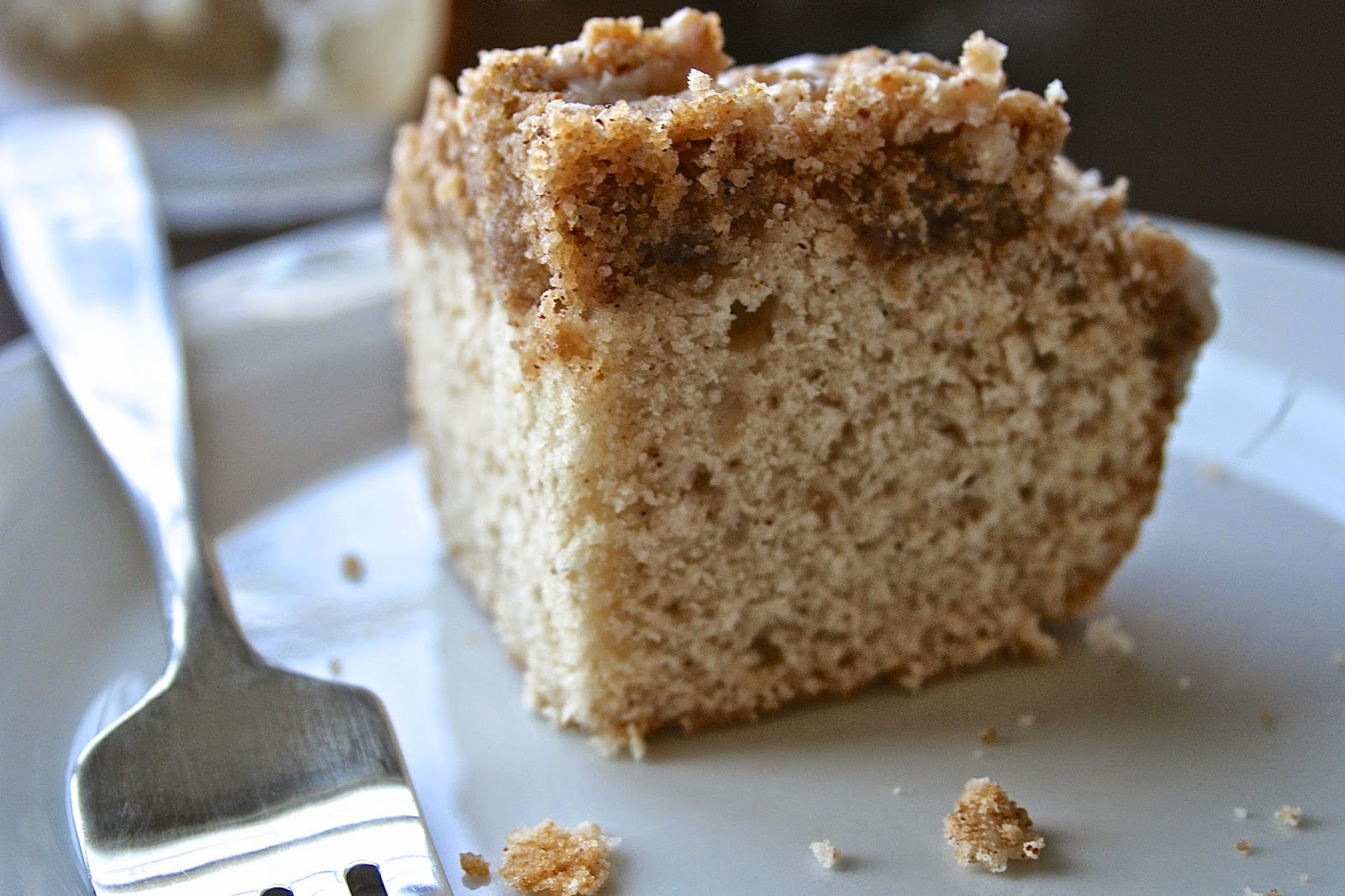 Oregon Transplant: Extra-Crumb Coffee Cake