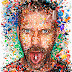 Mosaics and Complex Digital Images by Charis Tsevis