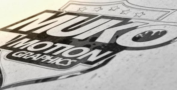 VideoHive Draw And Ink Logo